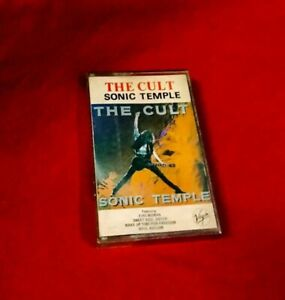 PHILIPPINES-THE-CULT-SONIC-TEMPLE-CASSETTE-TAPE-RARE