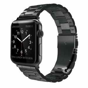 For-42mm-apple-Watch-Band-Simpeak-Stainless-Steel-Wristband-Armband-for-iWatch