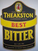 Theakston Best Bitter Beer Mat