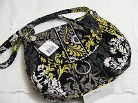 Vera Bradley Baroque Saddle Up Shoulder Crossbody Handbag Purse Great Style