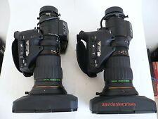 Rare Fujinon HA13x4.5BRD-P11B Precision Focus Super Wide angle HD autofocus, PF