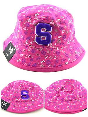 Girl/'s Hat New Pinks Purples