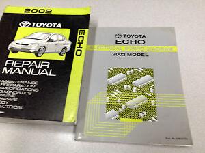 image is loading 2002-toyota-echo-service-repair-shop-workshop-manual-