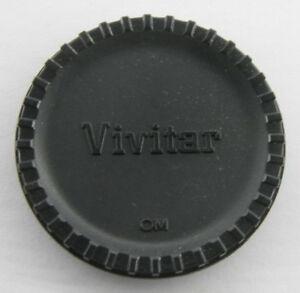 Vivitar - For Olympus E - Plastic Twist On Body Cap - USED V409