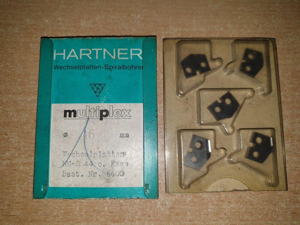 HM bore platter, HARTNER multiplex
