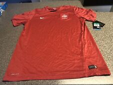 item 4 New With Tags Nike France Soccer Jersey Red Dri-Fit Shirt Adult Men s  XL -New With Tags Nike France Soccer Jersey Red Dri-Fit Shirt Adult Men s XL f30574ff7