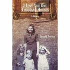 I Love You One Thousand Houses 9781440143847 by Donald Preston Paperback
