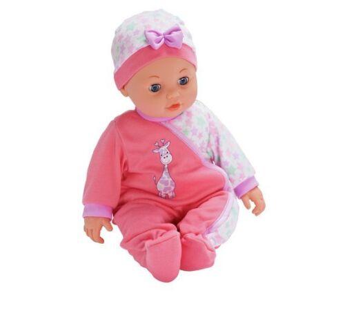 Chad Valley bambini all/'Amore Peluche AVA doll soft body la rende perfetta New Brand