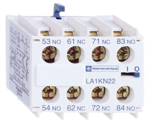 Telemecanique Schneider Hilfsschalter LA1KN31 3S 1Ö Hilfs-Schalter Schütz