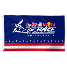 2018 Indianapolis Red Bull Air Race World Championship Collector Banner Flag