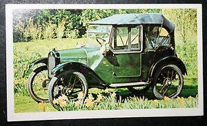 AUSTIN-SEVEN-1923-Model-Photo-Card-VGC