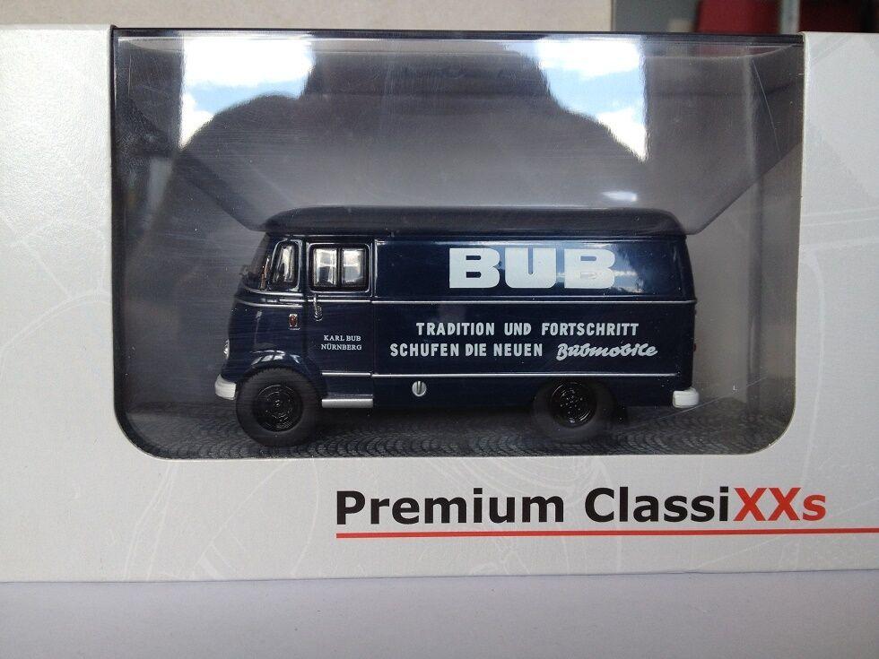 Premium Classixxs 1 43 Mercedes Benz L319 BUB 11002