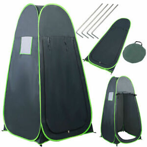 Pop-UP-Privacy-Shelter-Changing-Tent-Shower-Toilet-Camping-Outdoor-w-Carry-Bag