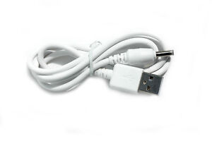 90cm USB White Cable for Hush Smart Baby Camera Digital Video Baby Monitor