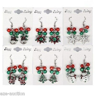 12pc Bracelet with 12 pairs earring Christmas pretty .