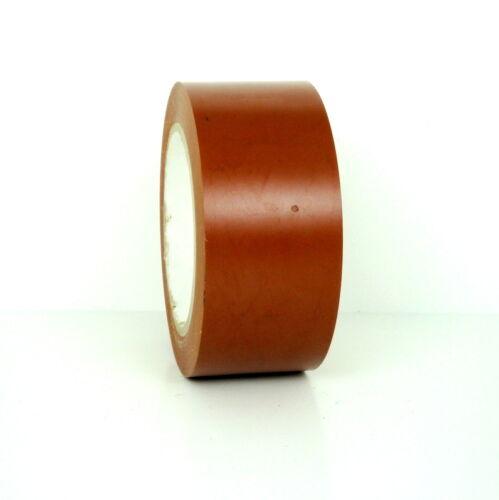 "X 108 FT Brown 1 Roll VINYL TAPE 48mm 2/"""