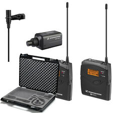 Sennheiser EW 100 ENG G3 Wireless Microphone System Band-A 516-558 + Carry Case