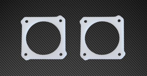 by Torque Solution Thermal Throttle Body Gasket Fits Nissan GT-R R35 2009