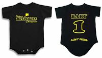 Future Motocross Champion T Shirt One Piece Baby Infant Supercross Motorcycle Mx