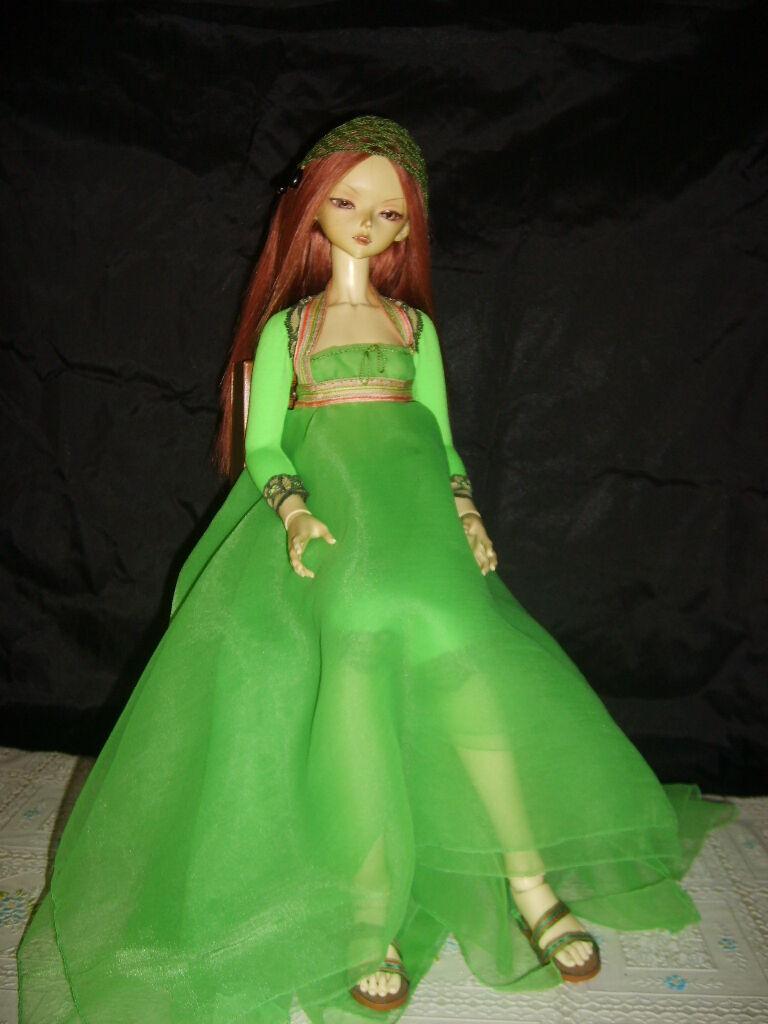 Massun Dress for girl girl girl  BJD SD similar Größe  siria d9b3a5