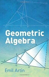 Geometric-Algebra-Dover-Books-on-Mathematics-by-Artin-Emil-NEW-Book-FREE