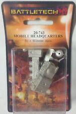 Classic Battletech Mobile Headquarters 20-743 NISB
