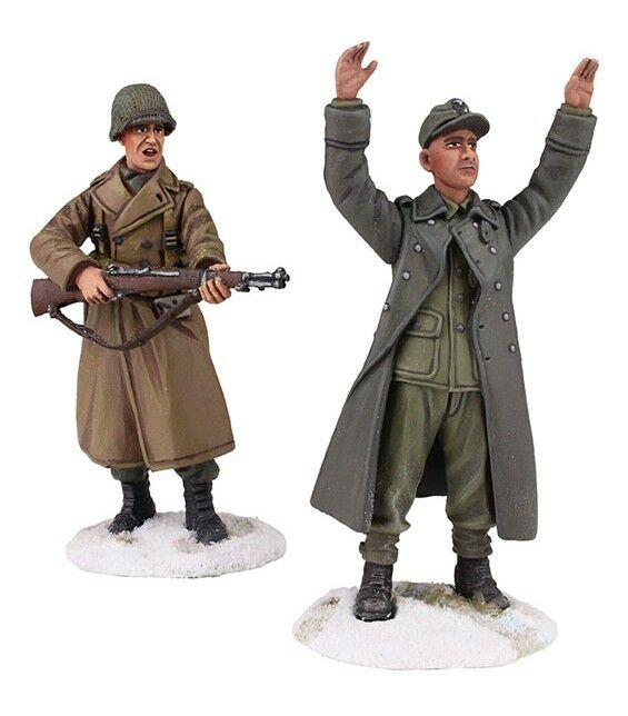 Britains Soldiers B25034 Keep Your Hands Up Kid − 2 Piece Set