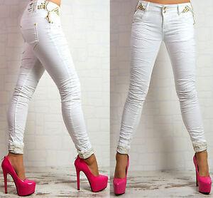 damen jeans destroyed r hrenjeans skinny sexy h ft hosen. Black Bedroom Furniture Sets. Home Design Ideas