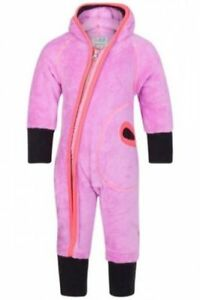 Baby & Toddler Clothing Clothing, Shoes & Accessories Dashing Phister & Philina Fleece Girls Baby Wintersuit Pink 0 To 3 Months New Clear And Distinctive