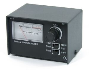 100W-CB-SWR-Power-Meter-and-Patch-Lead