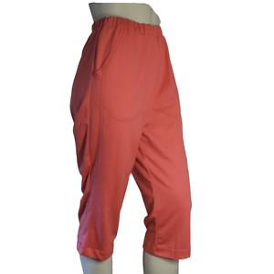 Pink 37049 3//4 Damen Trainingshose Authentic Women Short Capri