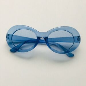 2000s-Blue-Neon-Jelly-Oval-Sunglasses
