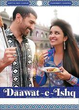 Daawat-e-Ishq (2014) - Aditya Roy Kapoor, Parineeti Chopra - hindi movie dvd