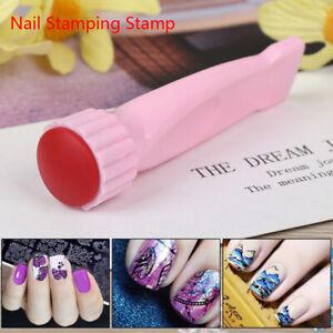 1X-Nail-Art-Stamper-Scraper-Set-2-In1-DIY-Transfer-Stamp-Manicure-Stamping-To-SG