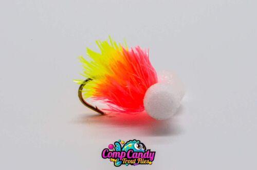 3 x Blushing Sunburst Jelly Boobys