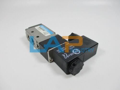 1Pcs New for SHAKO BM520-02-S DC24V//DC36V//AC110V//AC220V  directional valve