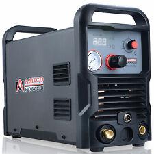 Cut 50 50 Amp Air Plasma Cutter 115230v Dual Voltage Cutting Machine New