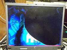 """Used broken 14.1"""" lcd assy  From Nec Versa VXI PIII laptop wiring harness/hinges"""