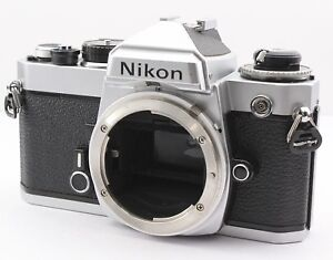 Nikon Fe 35mm Slr Film Camera Body Only Analoge Fotografie Foto & Camcorder