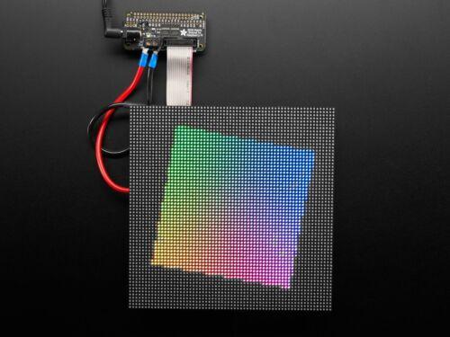 pi ZERO W Adafruit RGB Matrix Bonnet per Raspberry Pi A + 2 zero 3211 B + 3