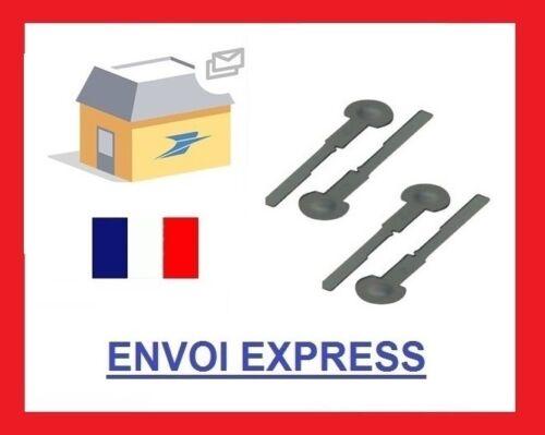 4 clés d/'extraction de démontage façade autoradio CITROEN FIAT HONDA PEUGEOT