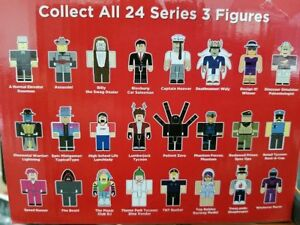Roblox Mystery Box Series 3 - Details About Roblox Mystery Minis Blind Box Series 3 Choose Your Figure 19 Designs