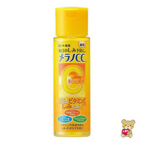 Rohto-Melano-CC-Anti-Spot-Whitening-Skin-Lotion-Toner-170ml-From-Japan-F-S