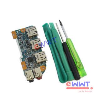 FREE SHIP for Sony VAIO VPC-EA VPC-EB Series USB Audio Sound Board+Tools ZVOT757