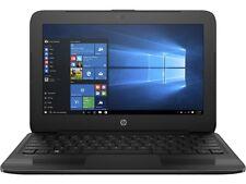 HP Stream 11 Pro G3 Notebook PC-Celeron N3060/1.6 GHz Win 10 Pro 64-bit 2 GB RAM