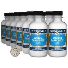 Sodium Carbonate 3 Pounds 12 Bottles 99 Pure Reagent Grade Fine Powder