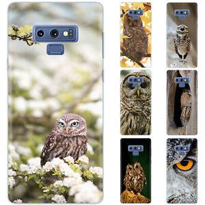 Dessana-Gufo-Uhu-TPU-Custodia-Protettiva-Cover-per-Cellulare-Samsung-Galaxy-a-J