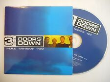 3 DOORS DOWN : HERE WITHOUT YOU [ CD SINGLE PORT GRATUIT ]