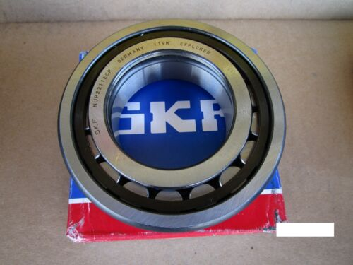 NUP2211 SKF NUP2211ECP Single Row Cylindrical Roller Bearing NSK, FAG