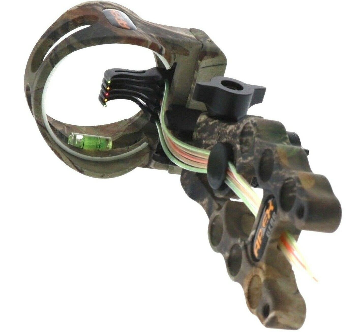 Apex Accu Strike Pro 5 Pin Sight Camo AP Camo  NEW